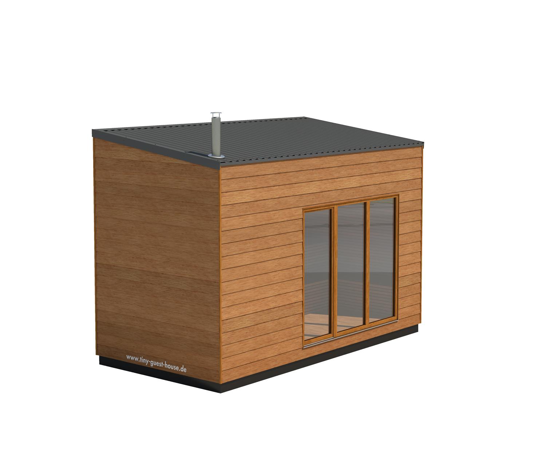Tiny-House by Woehltjen Skizze