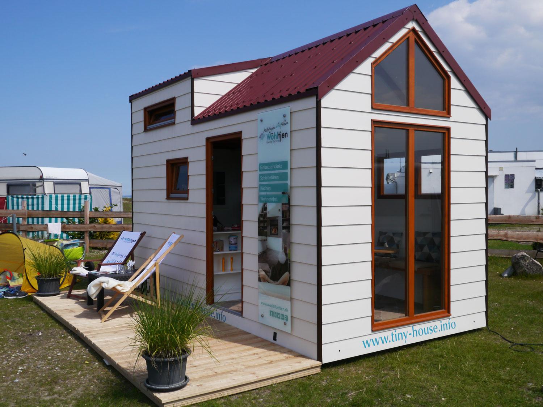 Tiny-House by Woehltjen Außenansicht