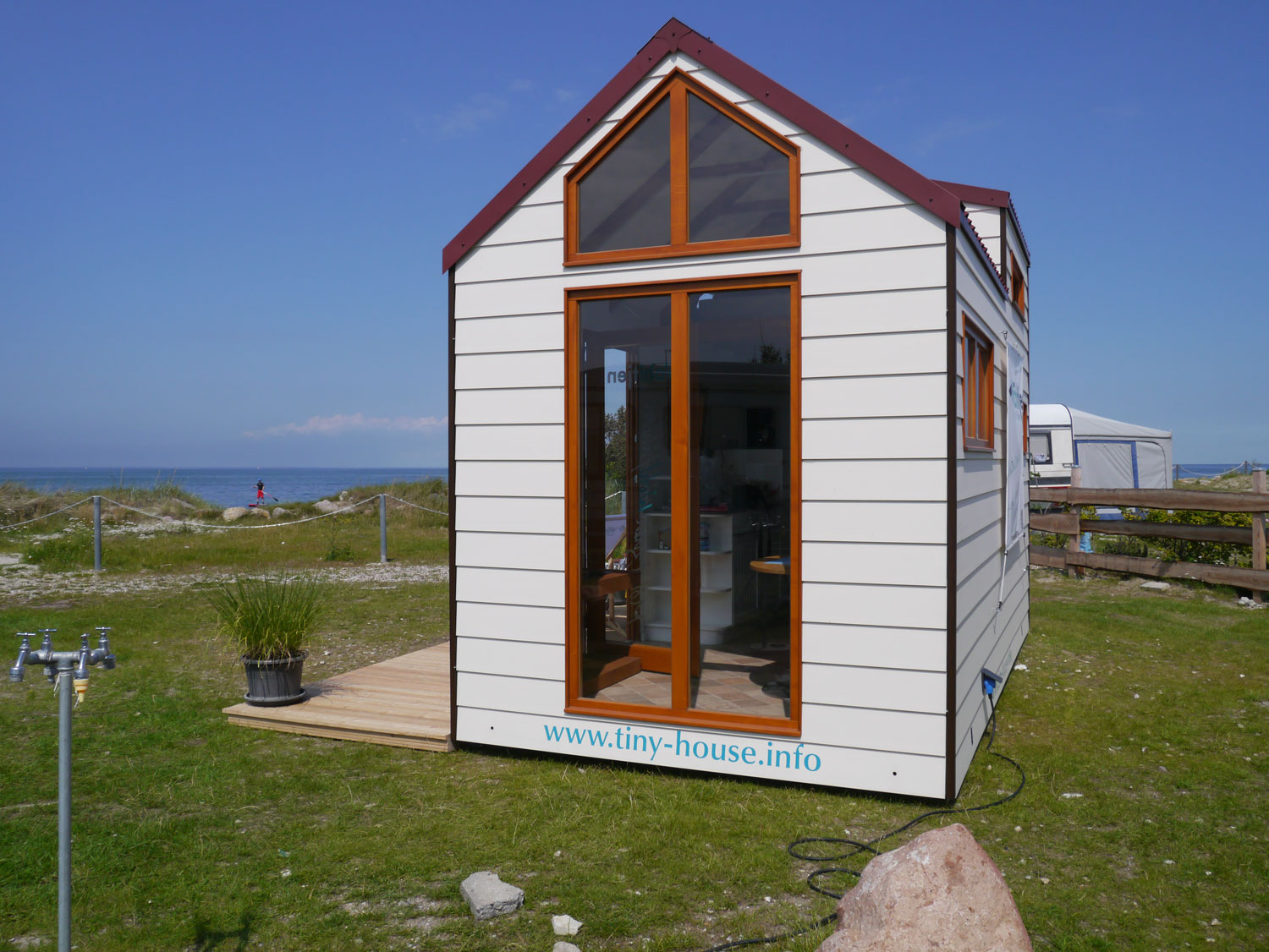 Tiny-House by Woehltjen am Meer